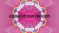 Hasbro Studios presents Rainbow cutie mark EG opening