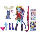 Equestria Girls Rainbow Dash standard doll