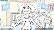"""EG3 animatic - Sunset """"and it's not from"""""""