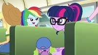 "Rainbow ""probably not gonna do that"" EG4"