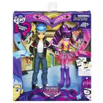 Friendship Games Flash Sentry and Twilight Sparkle packaging