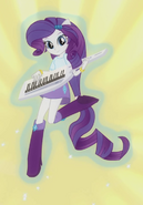 Rarity ponied-up EG2