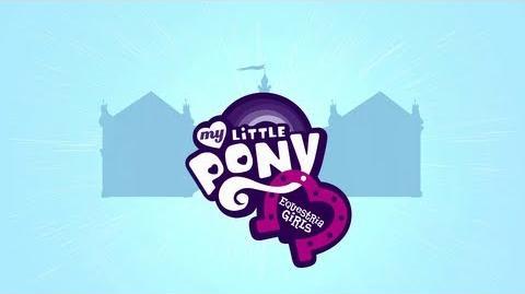My Little Pony theme song - Norwegian