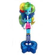 Canal Toys Rainbow Dash doll pen