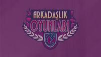 Friendship Games Title - Turkish