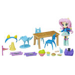 Equestria Girls Minis Fluttershy School Cafeteria Set