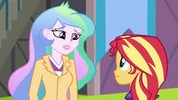 Principal Celestia --it's not your fault-- EG3