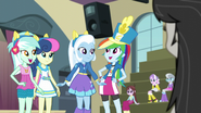 "Rainbow Dash ""magic of friendship"" EG3"