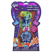 Canal Toys Rainbow Dash doll pen packaging