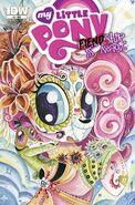 FIENDship is Magic issue 3 sub cover