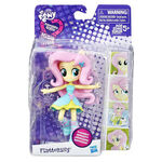 Equestria Girls Minis Fluttershy School Dance figure packaging