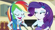 """Rainbow Dash """"it was my idea"""" EG2"""
