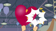 Backstabbing balloon pop EG