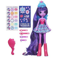 Through the Mirror Twilight Sparkle doll
