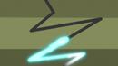 Cord zig-zagging EG3