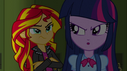 Twilight asks why Sunset needs the crown EG