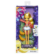 Legend of Everfree Boho Assortment Applejack packaging