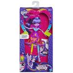 Rainbow Rocks Single Twilight Sparkle doll packaging