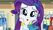 """Rarity excited """"I know!"""" EG3"""