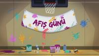Friendship Games Short 5 Title - Turkish