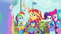 Sunset Shimmer --don't just want to win-- EG3