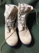 US desert boot 8