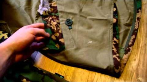 SPOSN and BARS GORKA Comparsion Review. Jacket. Part 2