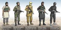 ISIS Uniform