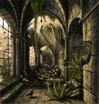 Way into the memorial hall by liziel-d38xz5f