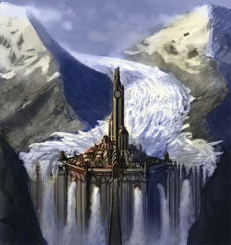File:Glacier Castle by DrawingNightmare.jpg
