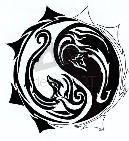 File:Tribal Ying Yang by Medicinewolf.jpg
