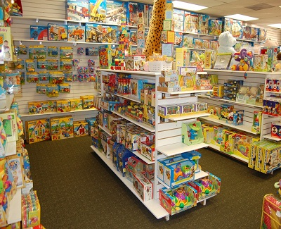 Toy Store (Inside)