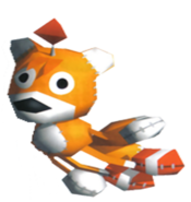 Tails Doll Based On
