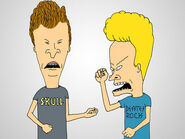 Beavis and Butthead Based On