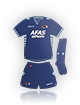 AZ Alkmaar Away Kit 2014-15