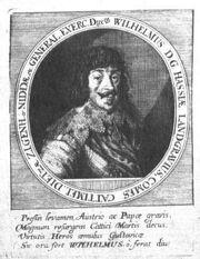 William V of Hesse-Kassel
