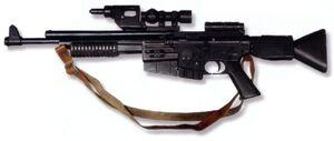 Blaster rifle rebel