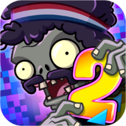 Plants Vs. Zombies™ 2 It's About Time Icon (Versions 4.0.1)