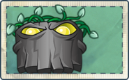 Grave Buster (Old PVZAS Design) Seed Packet