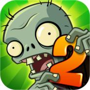 Plants Vs. Zombies™ 2 It's About Time Icon (Versions 1.5 to 1.6)