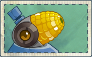 Cob Cannon (New Design) Seed Packet