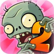Plants Vs. Zombies™ 2 It's About Time Icon (Versions 4.4.1)