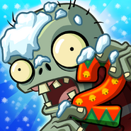 Plants Vs. Zombies™ 2 It's About Time Square Icon (Versions 3.1.1)