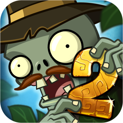 File:Plants vs. Zombies™ 2 It's About Time Icon (Versions 3.7.1).png