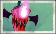 Devil Pepper (New Design) Seed Packet