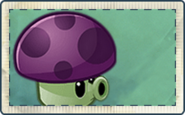 Puff-shroom (Old PVZAS Design) Seed Packet