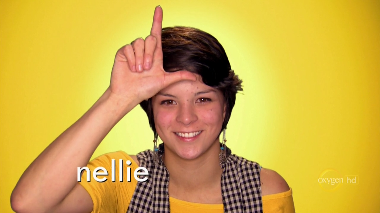 nellie glee project