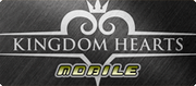 Kingdom Hearts Mobile Title