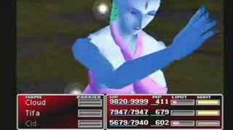 Final Fantasy VII - Shiva