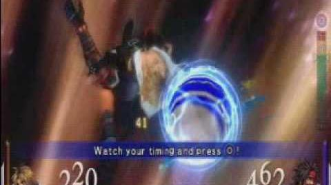 Dissidia Final Fantasy - Descarga EX Tidus